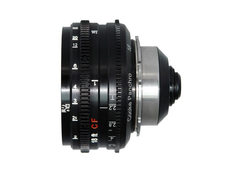 Alquiler Opticas Cine Cooke S2/S3 Speed Panchro
