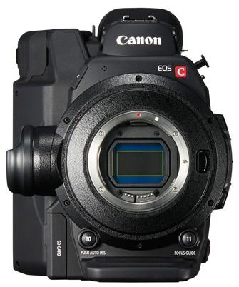 Alquiler Camara Canon C300 MKII | Camaleon Cine Madrid