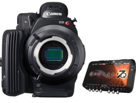Alquiler Canon C500 Camara Madrid | Camaleon Cine