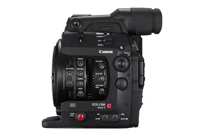 Alquiler Camara C300 MKII Canon Madrid | Camaleon Cine