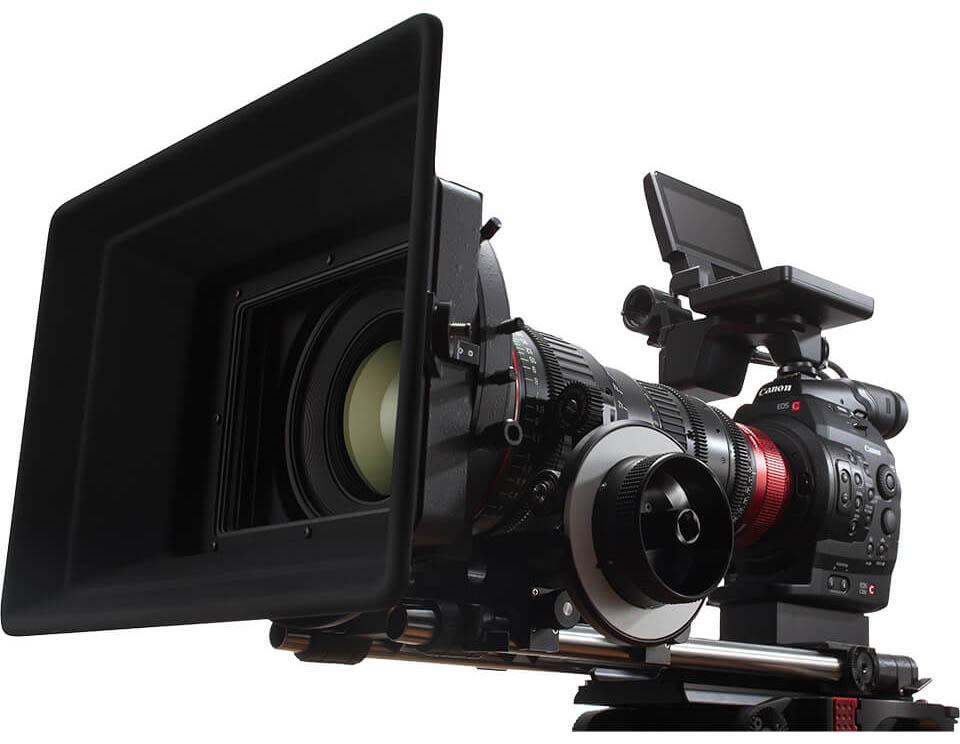 Alquiler Canon C300 MARK II Canon Madrid | Camaleon Cine