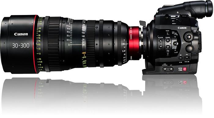 Alquiler Camara C500 Canon | Madrid