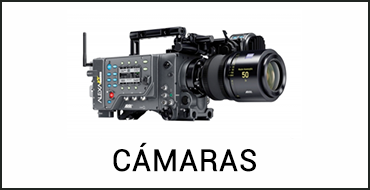 Alquiler cámaras de cine digital en Madrid