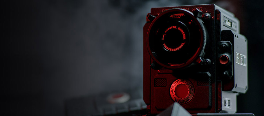 Alquiler Camaras RED Helium 8K | España