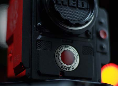 RED Camera Weapon Woven Hire Spain