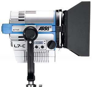 Alquiler Iluminacion Fresnel LED ARRI L7C | Camaleon Rental