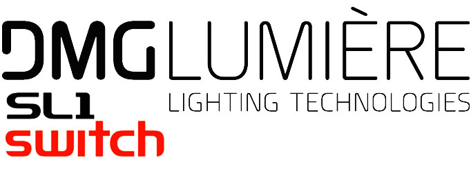 Alquiler Iluminacion LED DMG SL1 Switch | Camaleon Rental