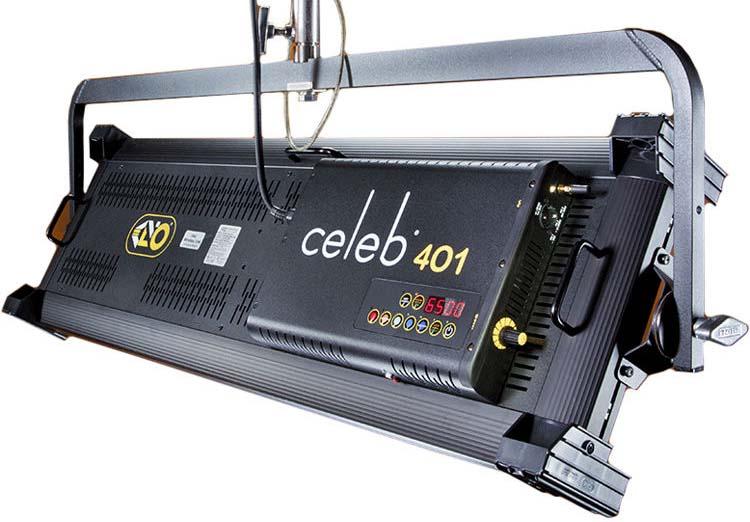Alquiler Iluminacion LED Kino Celeb 201dmx   Camaleon Rental