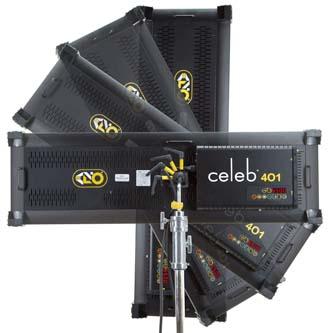 Alquiler Iluminacion LED Kino Celeb 401dmx   Camaleon Rental