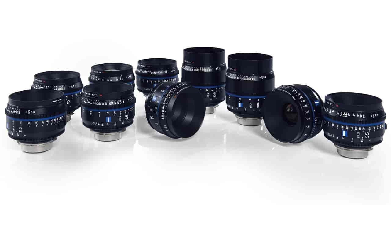 Rental/lenses/zeiss