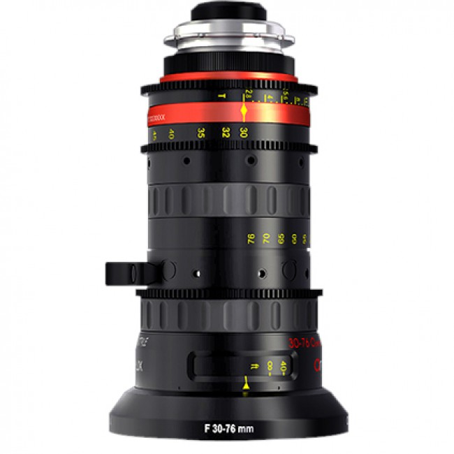 Alquiler Angenieux Optimo Style 30-76mm T2.8 | Camaleón Rental