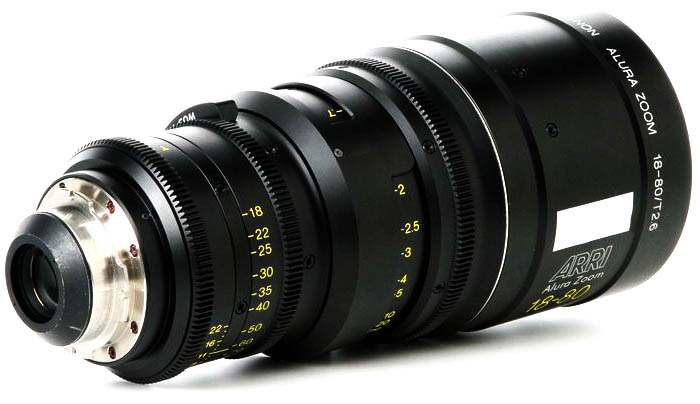Alquiler Opticas Zoom Fujinon Alura 18-80mm | Camaleon Rental