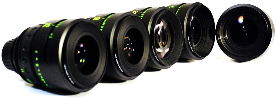 Alquiler Opticas Arri Zeis Master Prime T1.3 | Camaleon Rental