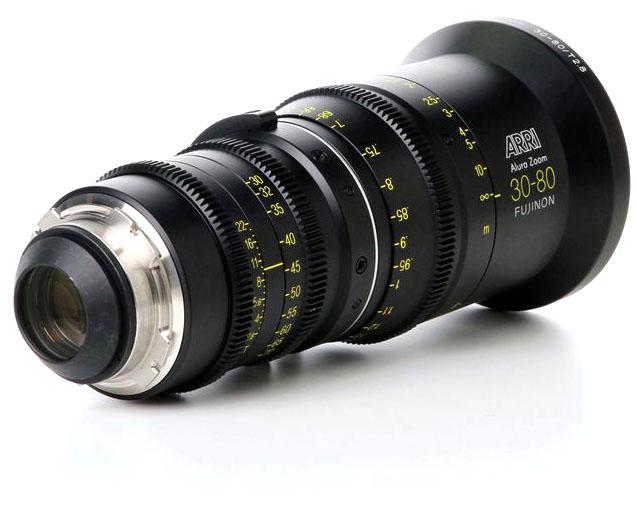 Alquiler Opticas Zoom Alura ARRI 30-80mm | Camaleon Rental