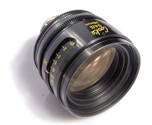 Alquiler Opticas Cooke s4/i T2 | Camaleon Rental
