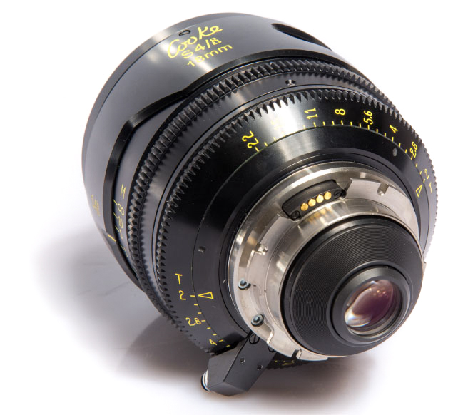 Alquiler Juego Opticas Cooke s4i T2 | Camaleon Rental