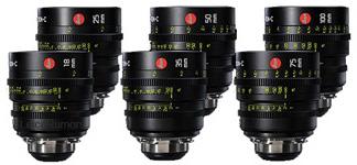 Amira Premium y Set Opticas Leica Summicron-C T2 | Sevilla