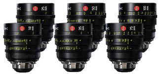 Camara Amira y Leica Summicron-C T2 | Camaleon