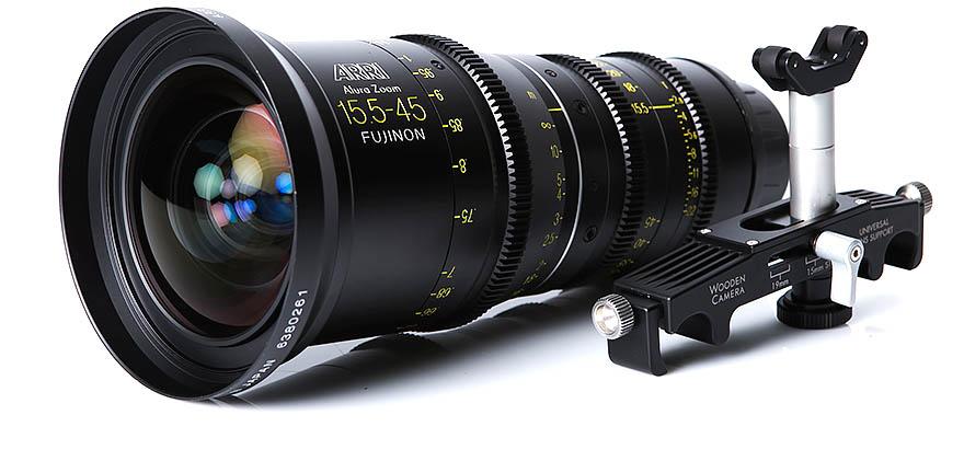 Alquiler Opticas Zoom Arri Alura 15.5-45mm | Camaleon Rental