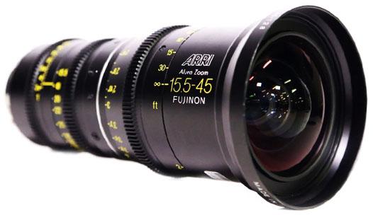 Alquiler Opticas Zoom ARRI Fujinon Alura | Camaleon Rental