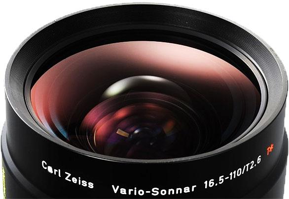 Alquiler Opticas Zoom Arri Master 16.5-110 | Camaleon Rental