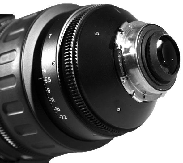 Alquiler Opticas Arri Zeiss Master Zoom | Camaleon Rental