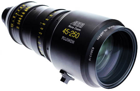 Alquiler Opticas Zoom Fujinon ARRI Alura 45-250 | Camaleon Rental