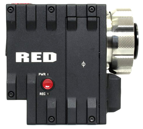 Alquiler Camara RED Epic X con Zeiss Standard Prime