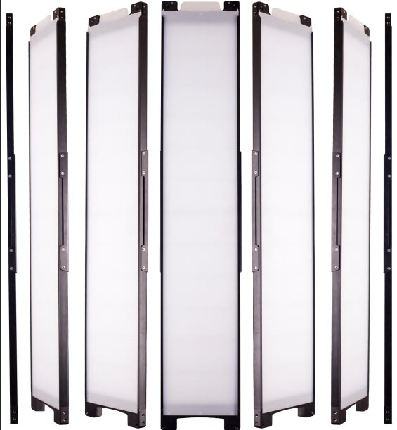 Alquiler Iluminacion LED DMG SL1 | Camaleon Rental