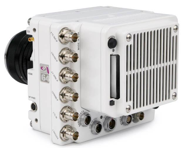 Servicios Grabacion Alta Velocidad Phantom VEO 640
