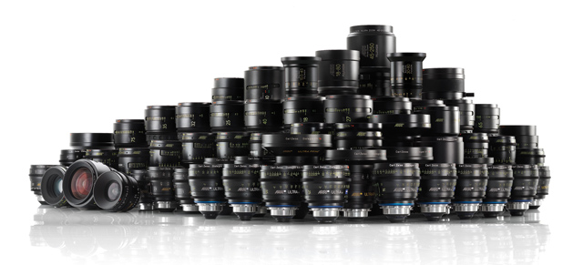 arri lenses alexa xt plus hire - camaleon rantal