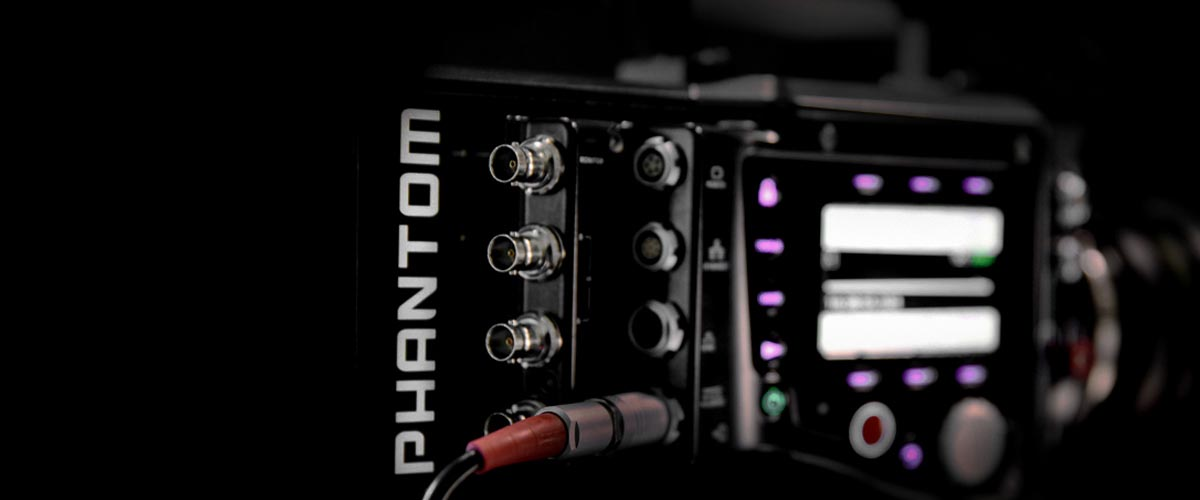 Alquiler Phantom Flex 4k - MAdrid, Lisboa, Barcelona