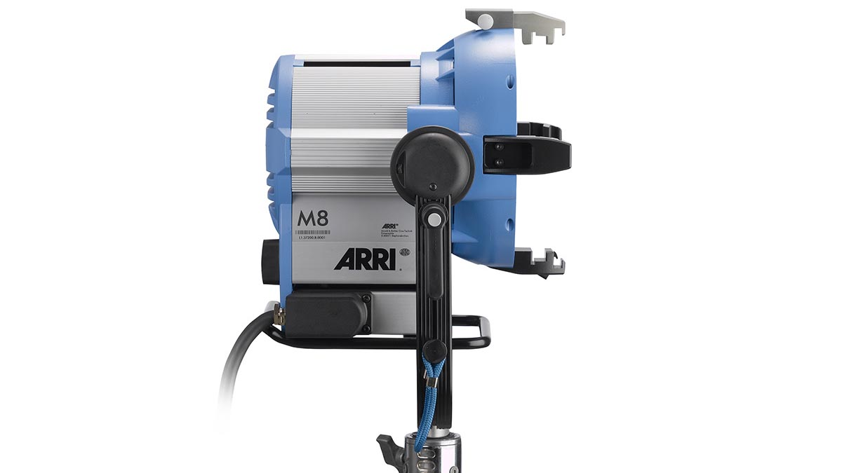 Alquiler Iluminación Arri HMI M8 | Camaleon Rental