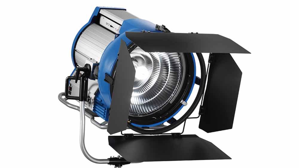 Alquiler Iluminación Arri HMI 18/12 KW | Camaleon Rental