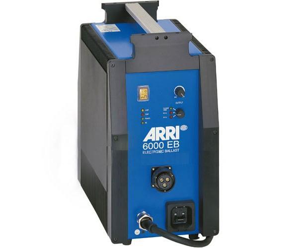 Alquiler Iluminacion Arri HMI Compact 6000w | Camaleon Rental