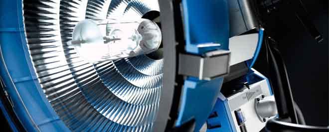 Alquiler Iluminación Arri HMI M18 | Camaleon Rental