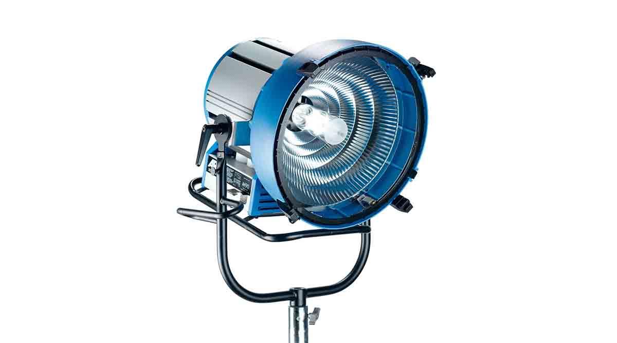 Alquiler Iluminación Arri HMI M90 | Camaleón Rental