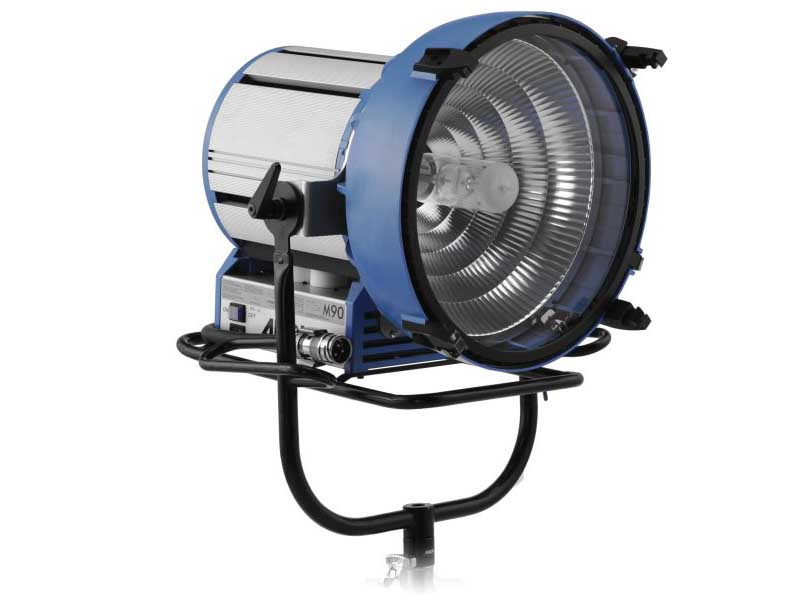 Alquiler Iluminación Arri HMI M90 | Camaleon Rental