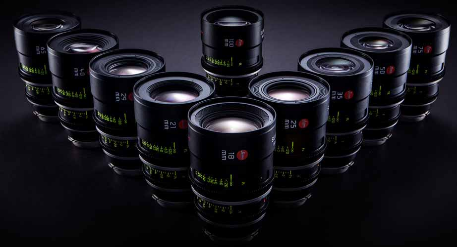 Alquiler ópticas Leica Summilux T1.4 Madrid | Camaleón Rental