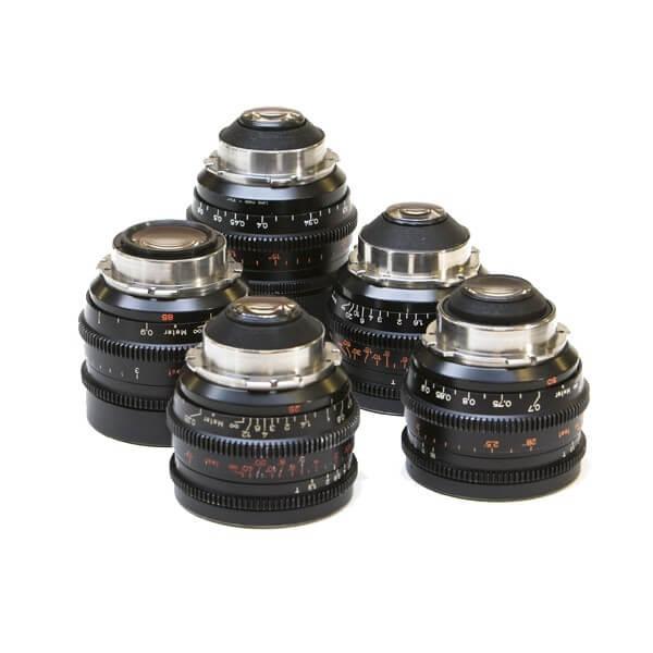 Alquiler Opticas Zeiss Super Speed T1.3   Camaleon Rental