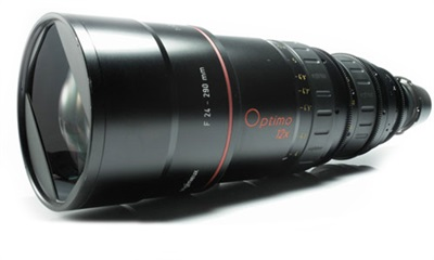 Alquiler Zooms Angenieux Optimo 24-290mm T2.8 | Camaleón Rental