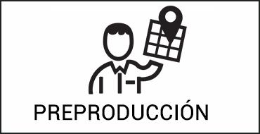 servicios de pre produccion cinematográfica madrid
